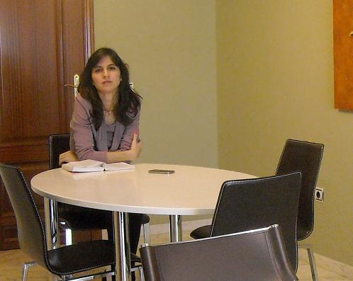 Nuestra colaboradora María Castilla es elegida como Vicepresidenta de Junta Directiva de la Asociación de Padres Separados y la Asociación de Guarda y Custodia Compartida de Córdoba